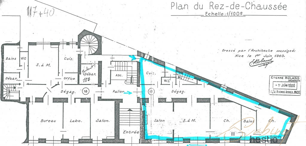 Vente Immobilier Professionnel Local commercial Nice (06000)